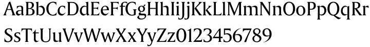 Shangrala Font Sample