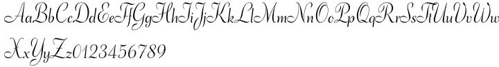 Adana™ Font Sample