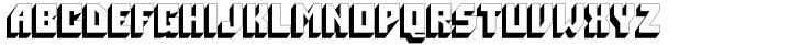 ITC Pioneer™ Font Sample