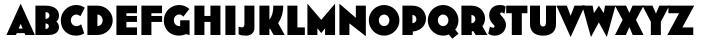 MVB Bovine™ Font Sample