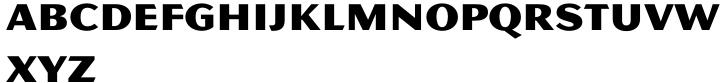 MVB Magnesium® Font Sample