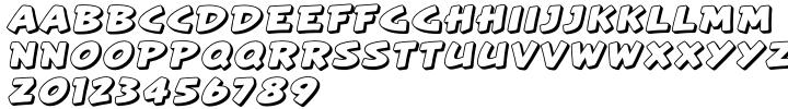 Artiste™ Font Sample