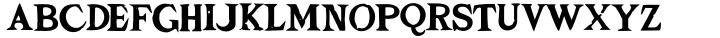 Zamora Font Sample