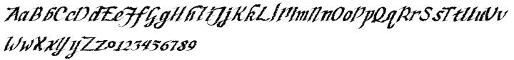 AppleSeed Font Sample