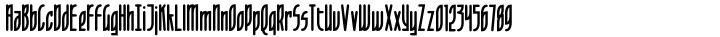 Leaflet Font Sample