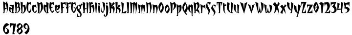 Stiltskin Font Sample