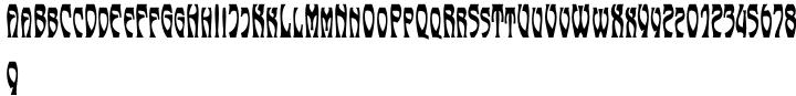 Absinthe Font Sample