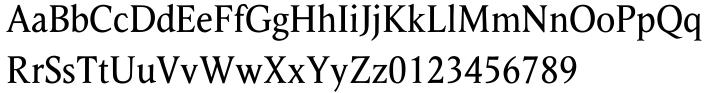 Ragnar™ Font Sample