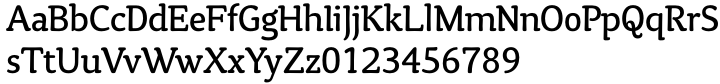 ITC Tyke™ Font Sample