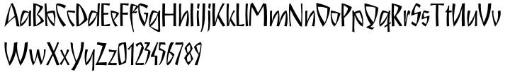 Schnitz™ Font Sample