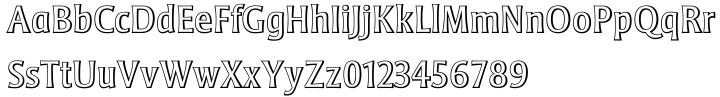 Braff™ Font Sample