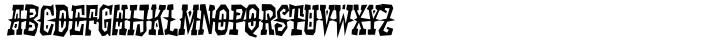 Kadonk Font Sample