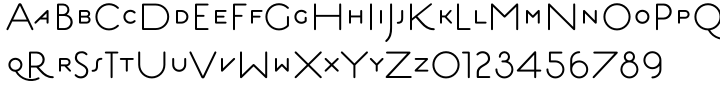 Estilo Font Sample