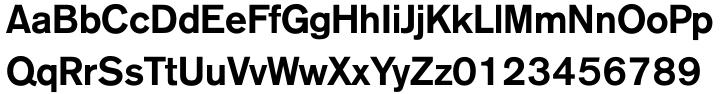 AG Old Face® BQ Font Sample