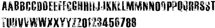 Mulkshake Font Sample