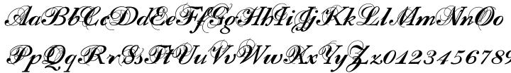 Filou Font Sample