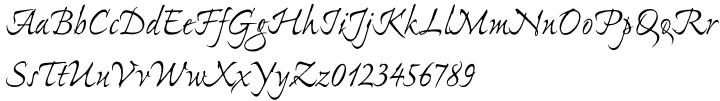 Ex Ponto™ Font Sample