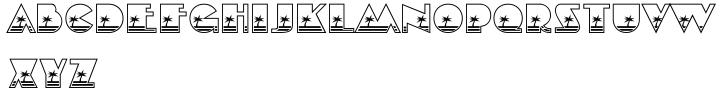 Florida JNL Font Sample