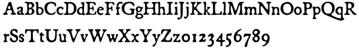Broadsheet™ Font Sample