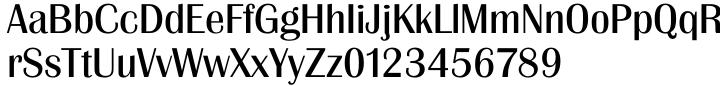 TS Grenoble™ Font Sample