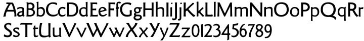 LTC Goudy Sans™ Font Sample