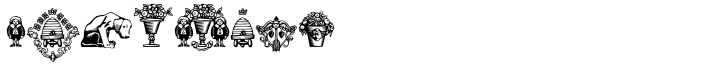 Archive Woodchild Font Sample