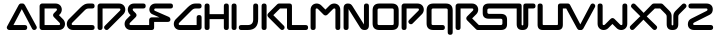Chilopod Font Sample