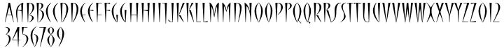 ITC Cherie™ Font Sample