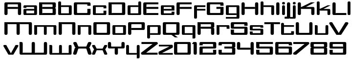 Kagan Font Sample