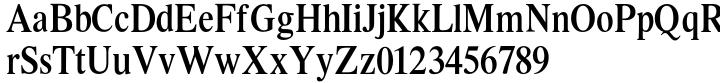 Intellecta Romana Humanistica Font Sample
