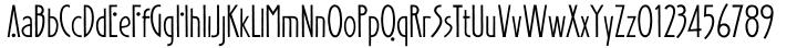 Ingram BT Font Sample