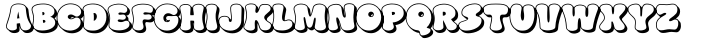 Ker Pow Font Sample