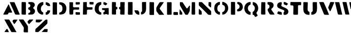 Findon Font Sample