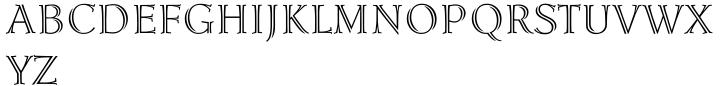 Lidia Font Sample