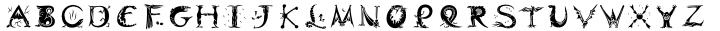 ITC Dinitials™ Font Sample