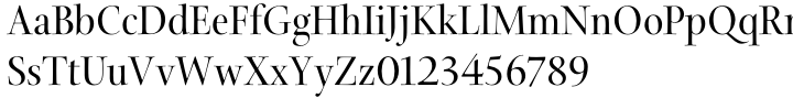 Arepo™ Font Sample