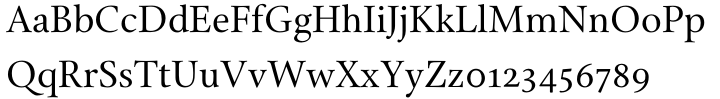 Cycles™ Font Sample