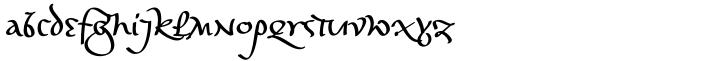 Hajdamaka Font Sample