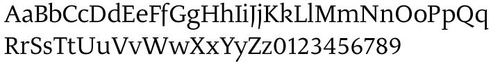 Malena™ Font Sample