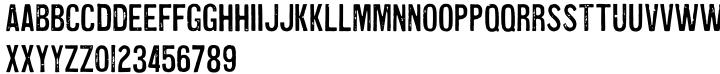 Coldsmith™ Font Sample