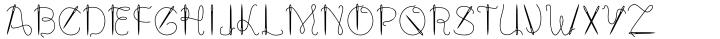 NeedALilly™ Font Sample