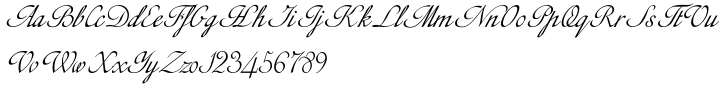 Gorchs Font Sample