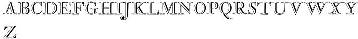 Rosart Font Sample