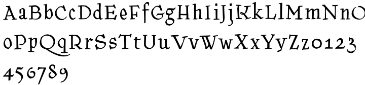 Kantor™ Font Sample