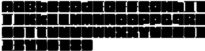 Chumbitos Font Sample