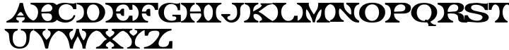 Engel Font Sample