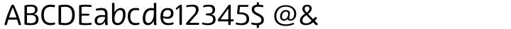 Terfens™ Font Sample