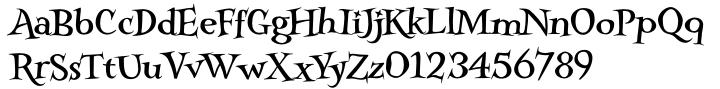 Kidela™ Font Sample