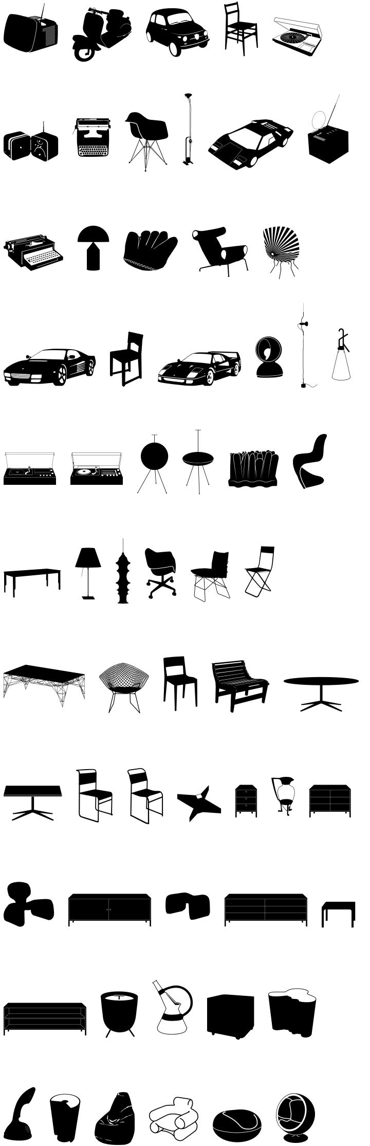 Design We Like Font Sample