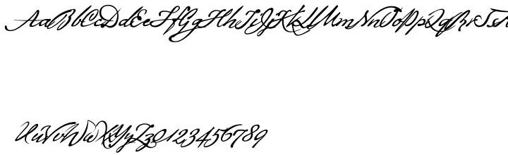 Bolívar Font Sample